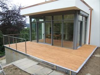 Zimmerei Wittmer 79650 Schopfheim Balkon Terasse